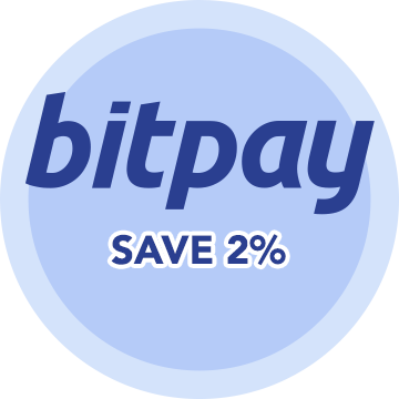 Save 2% With BitPay